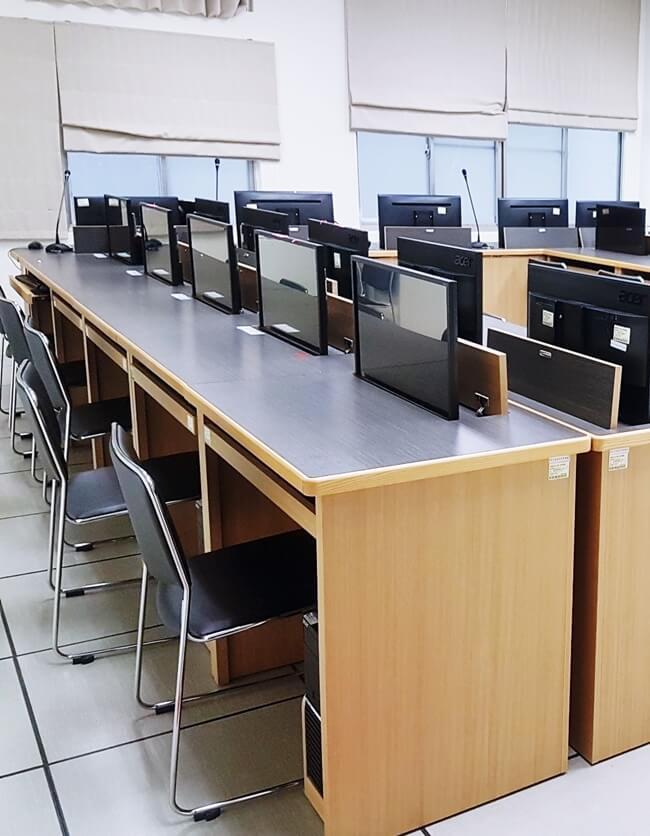 電腦教室暨研討室
